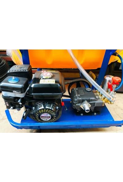 Kaan T 100 B Benzinli Ilaclama Makinesi