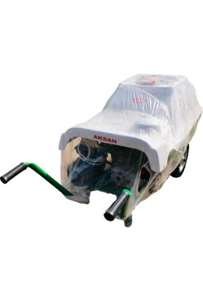 Aksan 200 Lt Elektirikli Ilaclama Makinası