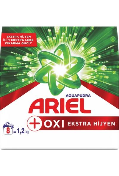 Ariel Oxi 1,2 Kg Leke Çıkarıcı Etkili Toz Çamaşır Deterjanı