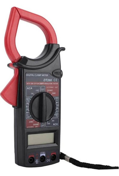 Wozlo Dt 266 Dijital Ekranlı Pensampermetre