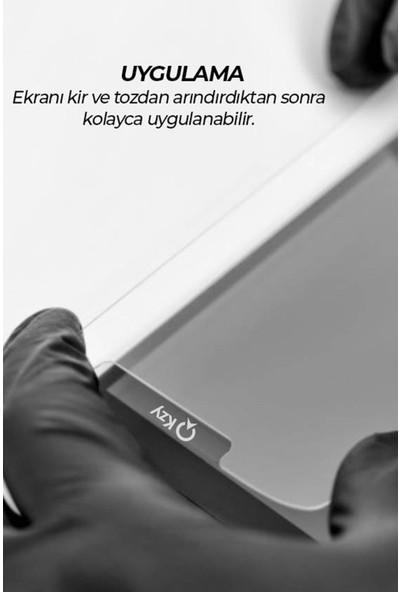 Kzy Xiaomi Redmi Note 10S Temperli Ekran Koruyucu Kırılmaz Cam