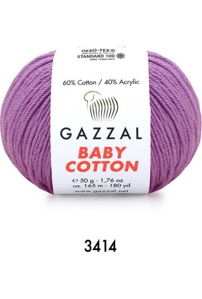 Gazzal Baby Cotton Amigurumi 50GR - Örgü Ipi