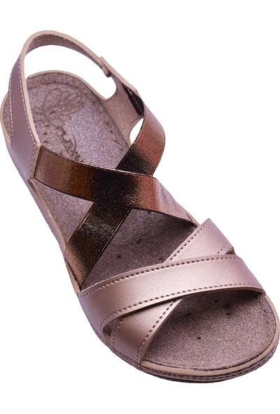 Carlaverde 140741 Anatomik Ortopedi Kadın Sandalet
