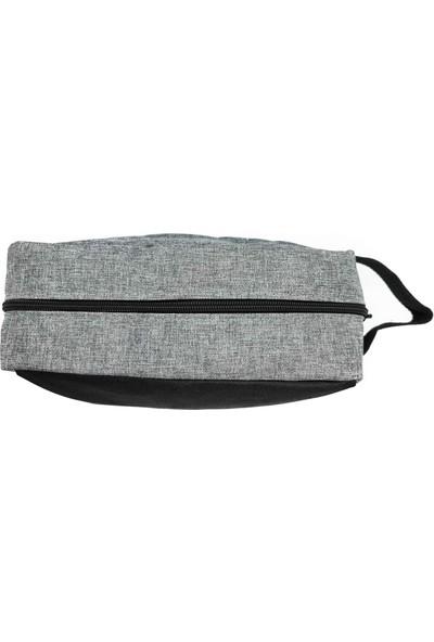 Boldy Erkek Kozmetik Çantası-Tıraş Çantası-Seyahat Çantası-Makyaj Çantası-Traş-El Çantası-Handbag