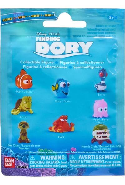 Bandai Finding Dory Kayıp Balık Dori Koleksiyonluk Mini Figür Seti 4cm