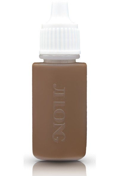 Jilong Kalıcı Makyaj Pigmenti Light Brown 17 ml