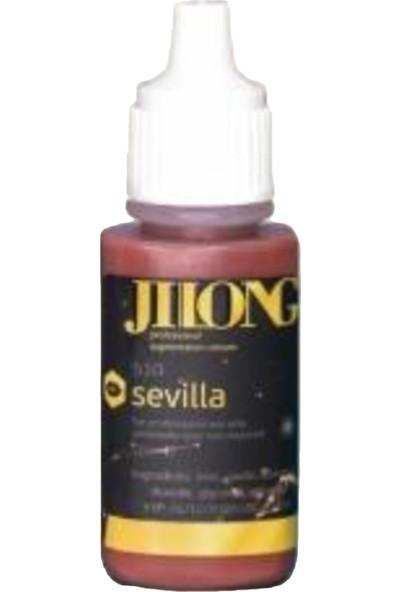 Jilong Microblading ve Kalıcı Makyaj Boyası Sevilla 17 ml