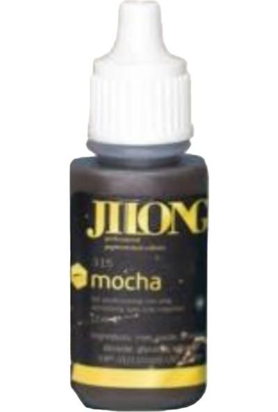 Jilong Microblading ve Kalıcı Makyaj Boyası Mocha 17 ml