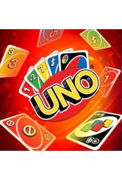 Avda Uno Oyun Kartları