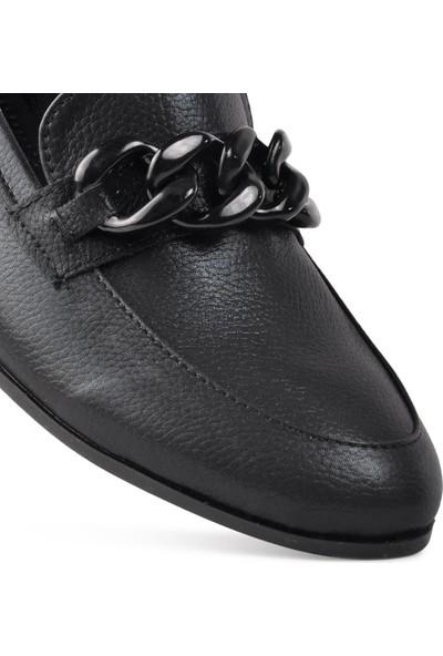 Park Fancy 92 Siyah Hafif Kadın Günlük Ayakkabı