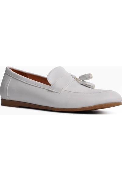 Park Fancy 91 Beyaz Hafif Kadın Günlük Ayakkabı