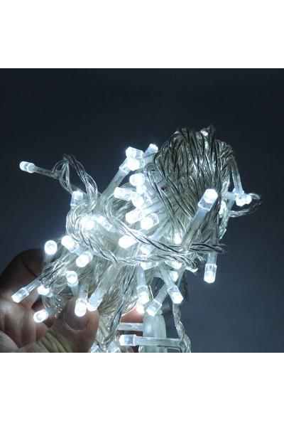 Sunlight Iç Mekan LED Aydınlatma Şeffaf Kablo 10M Ağaç Işığı 100L Ip Yılbaşı Süs