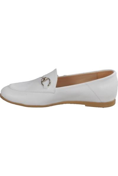 Park Fancy 155536 Beyaz Kadın Günlük Ayakkabı