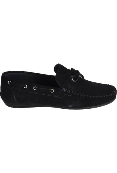Antıoch 05 Lacivert Süet Erkek Günlük Ayakkabı