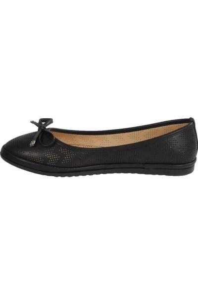 Park Fancy 155537 Siyah Kadın Günlük Ayakkabı
