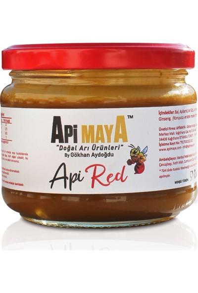 Apired 325 gr; Ham Bal, Ginseng, Apilarnil, Propolis, Taze Polen, Arı Sütü, Arı Ekmeği - Perga