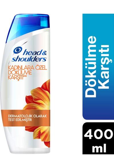 Head & Shoulders Kepek Karşıtı Şampuan Kadınlara Özel Saç Dökülmelerine Karşı 400 ml