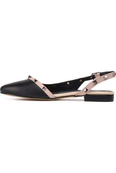 Park Moda K125 Siyah Kadın Günlük Ayakkabı