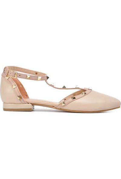 Park Moda K103 Ten Kadın Günlük Ayakkabı