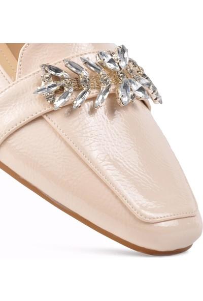 Park Moda K1003 Ten Rugan Kadın Günlük Ayakkabı