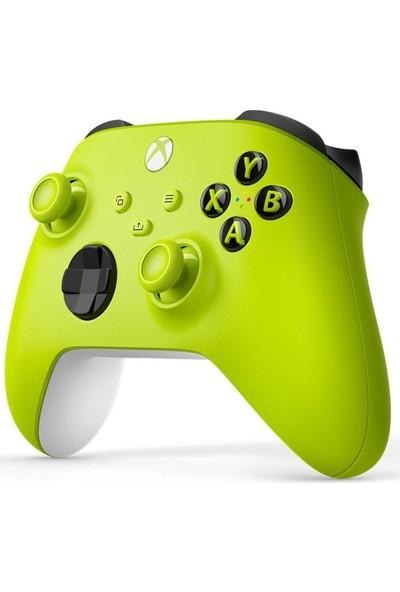 Microsoft Xbox Wireless Controller Electric Volt 9.nesil Oyun Kumandası ( Microsoft Türkiye Garantili )