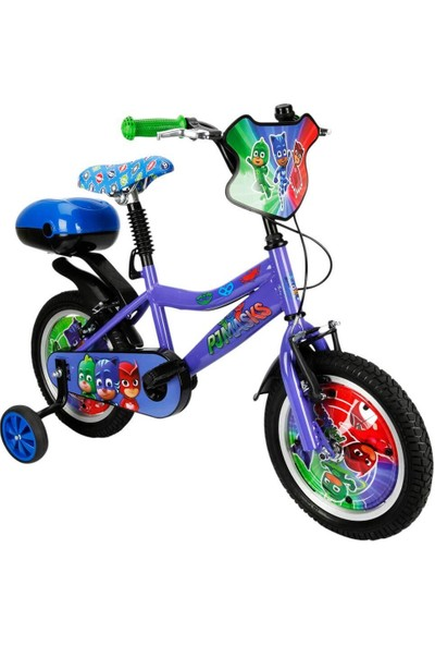 Ümit Bisiklet Pijamaskeliler Bisiklet 14 Jant