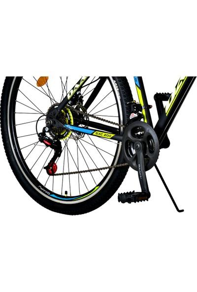 Daafu Sxc200 29 Jant Bisiklet Vitesli Disc Tek Amortisörlü Dağ Bisikleti Siyah - Turuncu