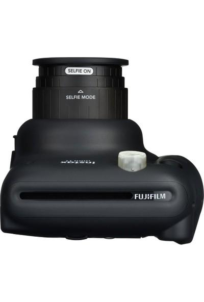 Fujifilm Instax Mini 11 Siyah Fotoğraf Makinesi ve Mega Seti