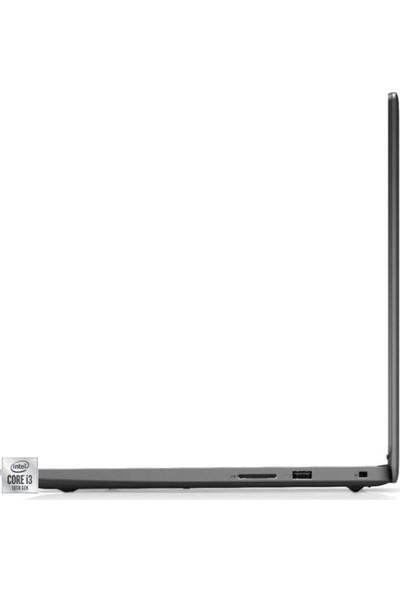 """Dell Vostro 3500 15 Intel Core i3 1115G4 8GB 256GB SSD Windows 10 Pro 15.6"""" FHD Taşınabilir Bilgisayar N3500VN03_W"""