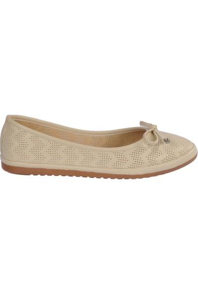 Park Fancy 155537 Bej Kadın Günlük Ayakkabı
