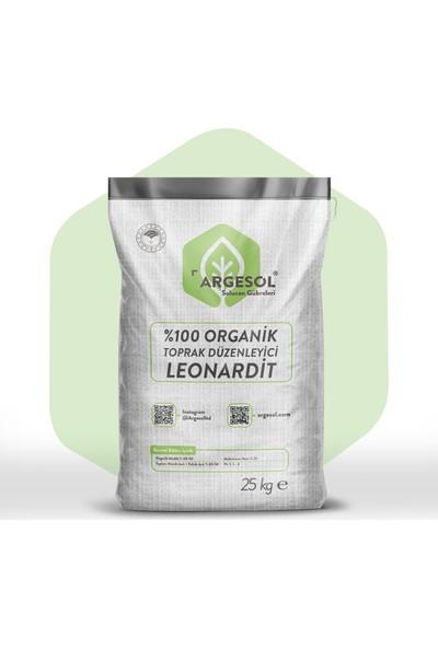 Argesol Tarım Organik Toprak Düzenleyici Leonardit 25 KG