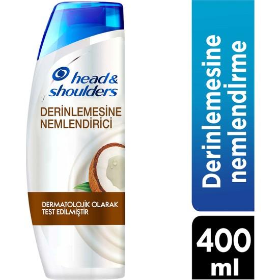Head & Shoulders Kepek Karşıtı Şampuan Nemlendirici Bakım 400 ml