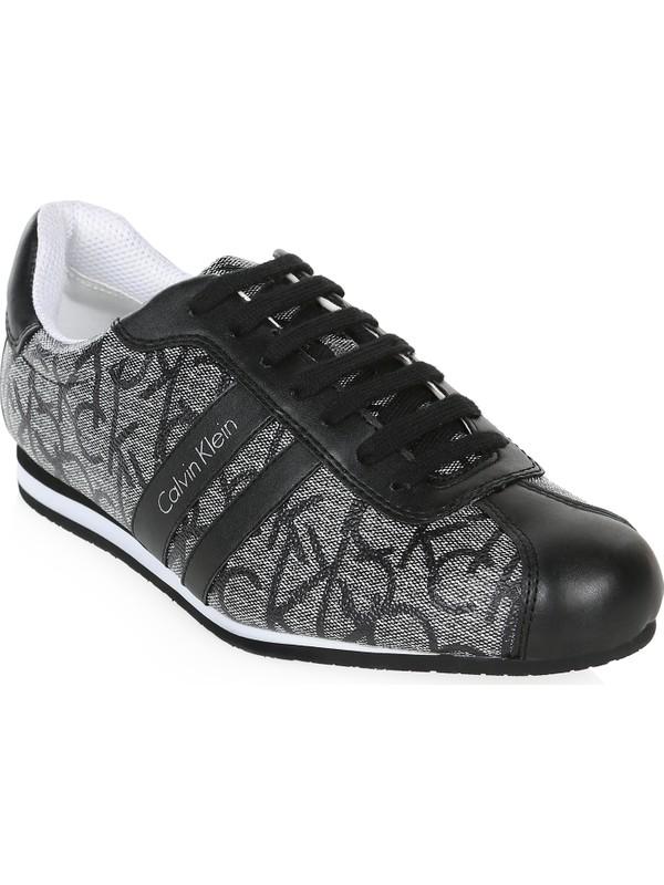 Calvin Klein 0000O11082 Gri Sneaker