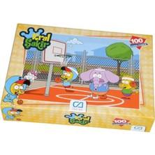 Kumtoys Kodlama + Ca Games Kral Şakir 100 Parça Puzzle 2'li Set