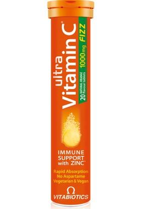 Vitabiotics Ultra™ Vitamin C 20 Efervesan Tablet
