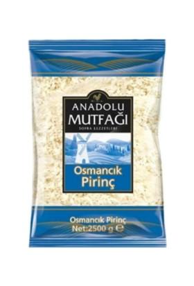 Anadolu Mutfağı Osmancık Pirinç 2500 gr