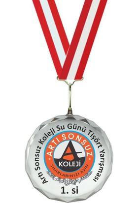 İstanbul Plaket Kristal Madalya 01