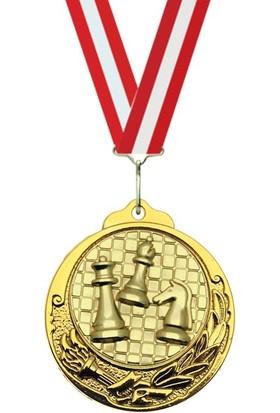 İstanbul Plaket Satranç Okul Madalyası