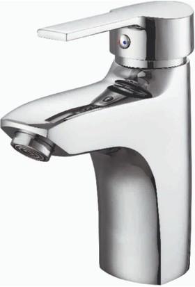 Yıldız Hitit Banyo Lavabo Bataryası Aç Kapa Tse