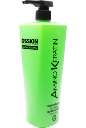 Ossion Amino Keratin Şampuan 800 ml