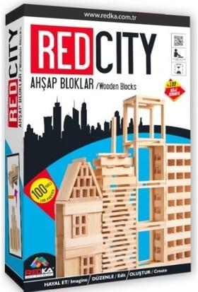 Kumtoys Taş Boyama + Cam Vitray + Redcity Ahşap Bloklar + Kinetik Kum (4'lü Set)