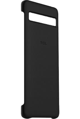 Tcl 10 Plus Siyah Telefon Kılıfı