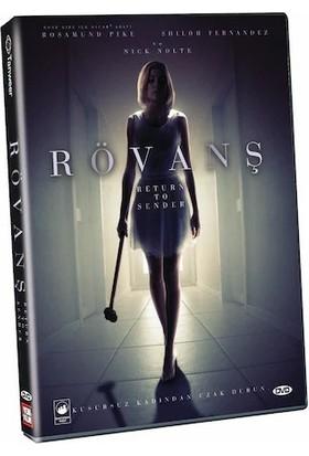 Rövanş (Return To Sender) DVD