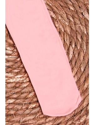 İtaliana Kız Çocuk Külotlu Çorap Basic Somon (2-13 Yaş)