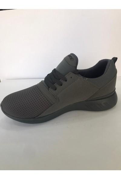 Knipex Füme Unisex Spor Ayakkabı