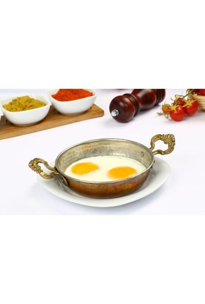 Ebra Bakırcılık Bakır Yumurta Sahanı 14 Cm