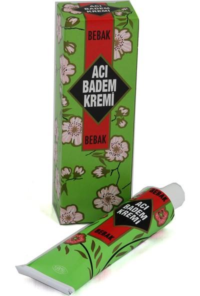 Bebak Acı Badem Kremi 30 ml Tüp