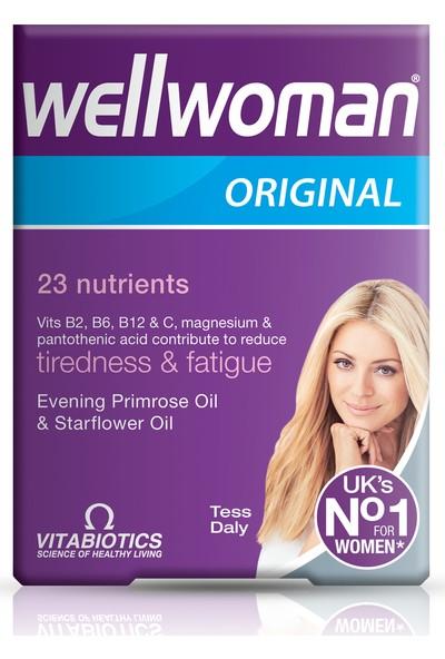 Vitabiotics Wellwoman® Original 60 Tablet