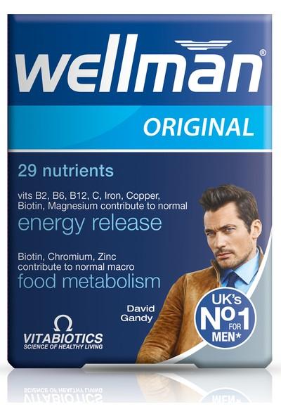 Vitabiotics Wellman® Original 30 Tablet
