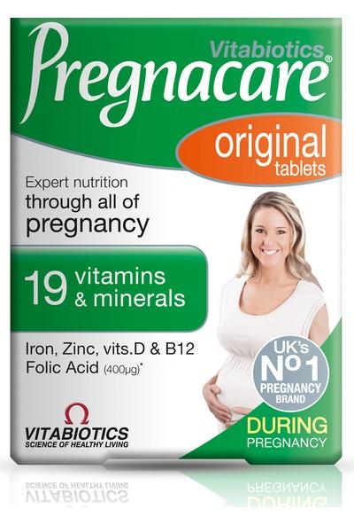 Vitabiotics Pregnacare® Original 30 Tablet